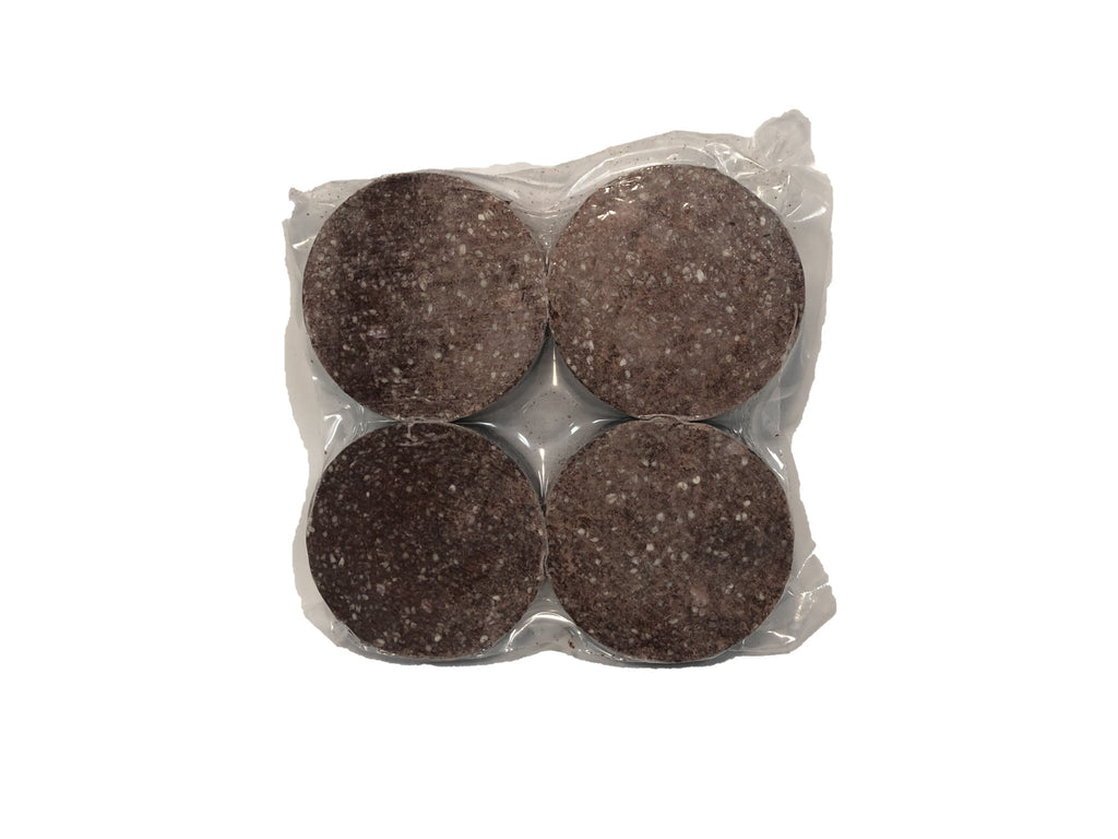 Black Pudding Slices 4 Pack - Blighty's British Store