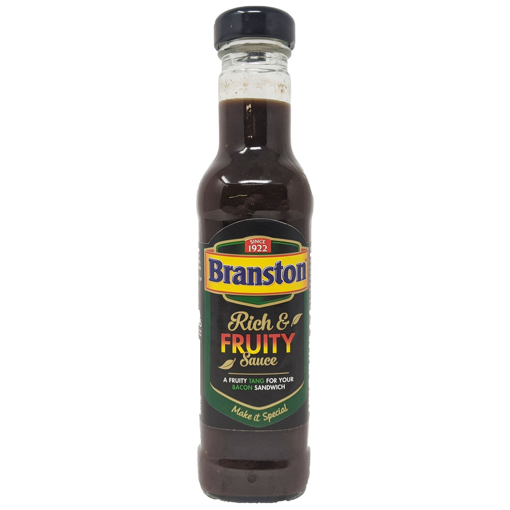 Branston Rich & Fruity Sauce 250g - Blighty's British Store