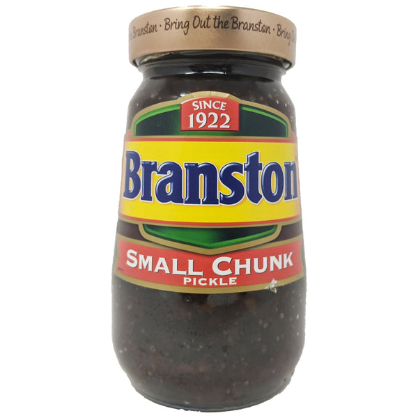 Branston Small Chunk Pickle 520g - Blighty's British Store