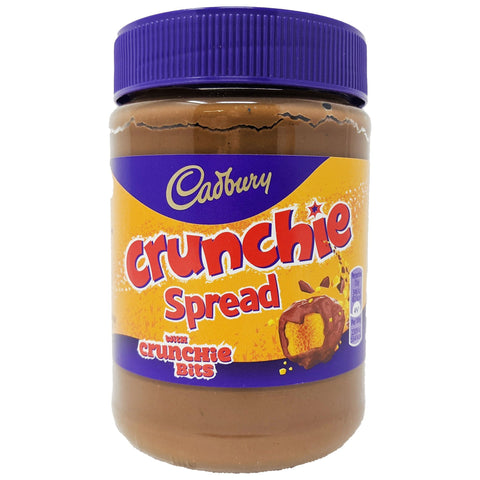 Cadbury Crunchie Spread 400g - Blighty's British Store