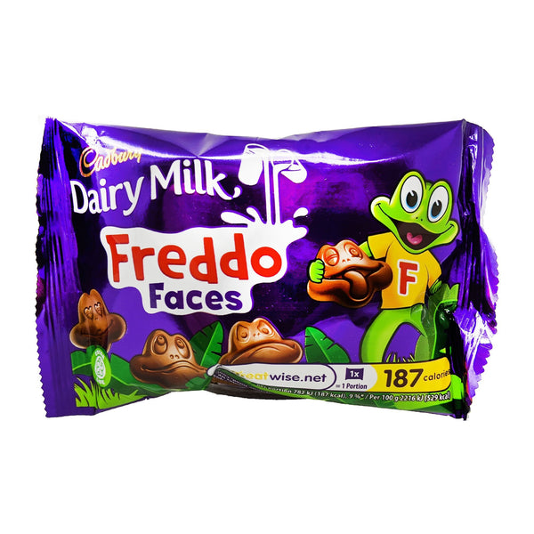 Cadbury Dairy Milk Freddo Faces 35g - Blighty's British Store