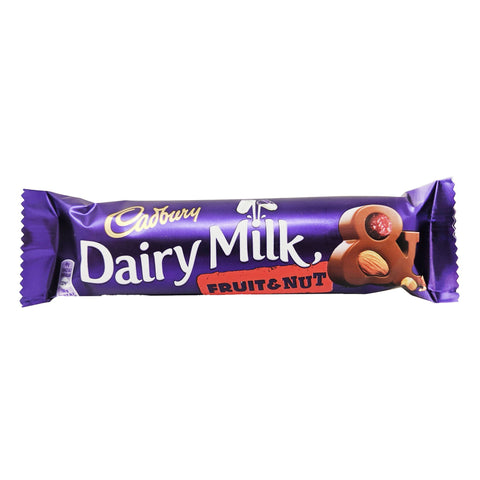 Cadbury Dairy Milk Fruit & Nut 49g - Blighty's British Store