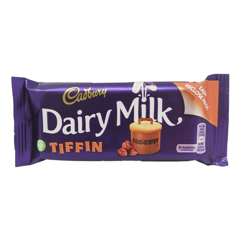 Cadbury Dairy Milk Tiffin 53g - Blighty's British Store