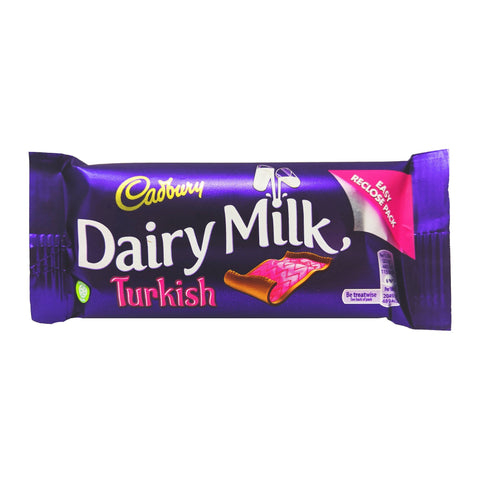 Cadbury Dairy Milk Turkish Delight 47g - Blighty's British Store