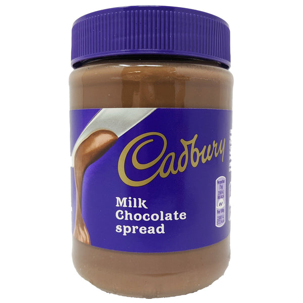 Cadbury Milk Chocolate Spread 400g - Blighty's British Store