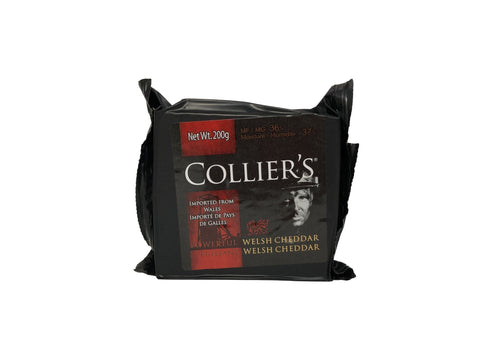 Collier's Welsh Cheddar - Blighty's British Store