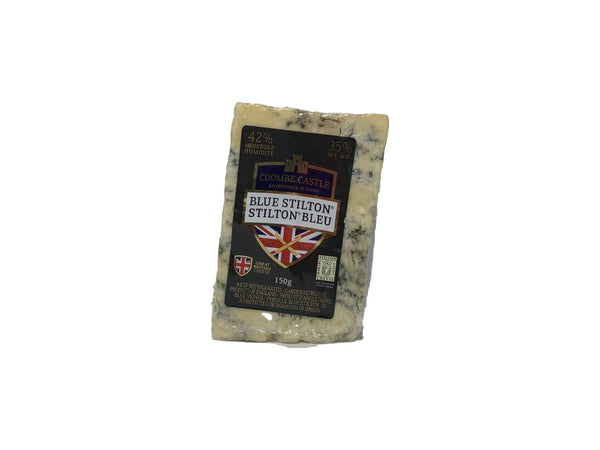 Coombe Castle Blue Stilton Cheese - Blighty's British Store