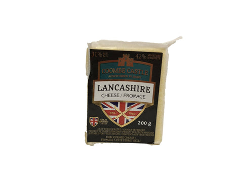 Coombe Castle Lancashire Cheese - Blighty's British Store