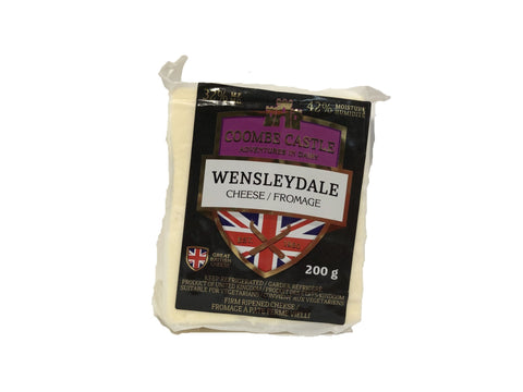 Coombe Castle Wensleydale Cheese - Blighty's British Store