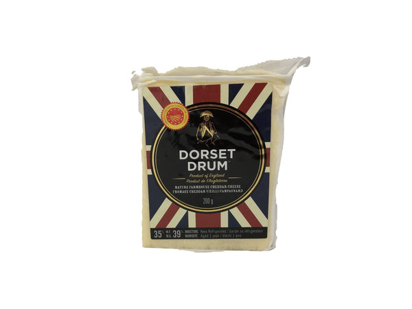 Dorset Drum Cheddar Cheese - Blighty's British Store