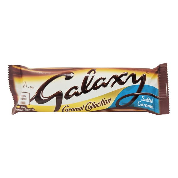 Galaxy Caramel Collection Salted Caramel 48g - Blighty's British Store