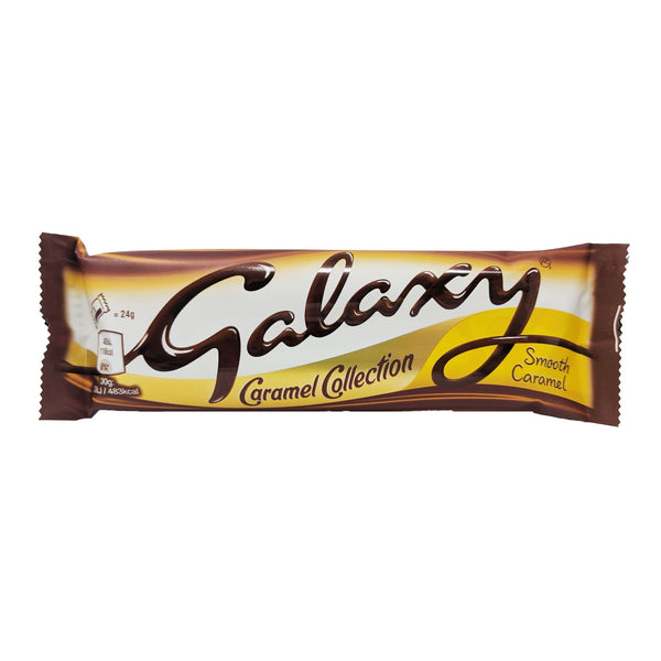 Galaxy Caramel Collection Smooth Caramel 48g - Blighty's British Store