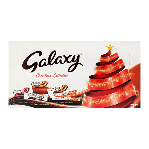 Galaxy Christmas Collection Box 244g - Blighty's British Store