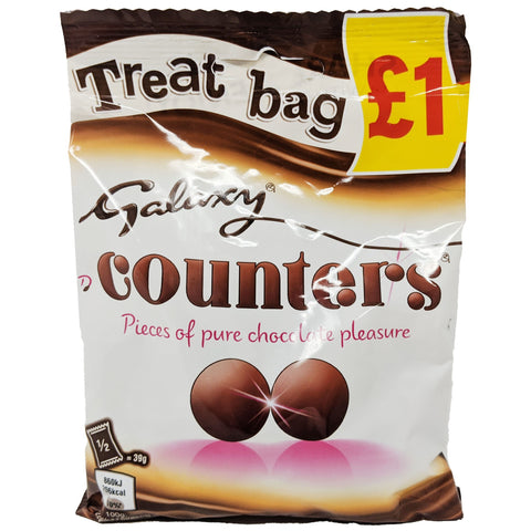 Galaxy Counters 78g - Blighty's British Store