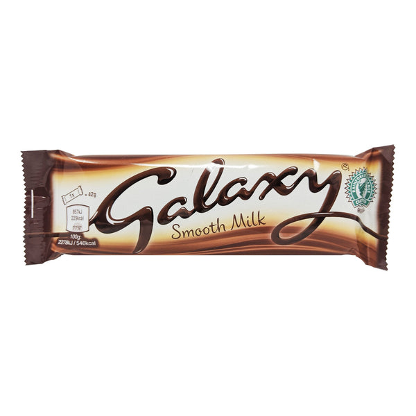 Galaxy Smooth Milk 42g - Blighty's British Store