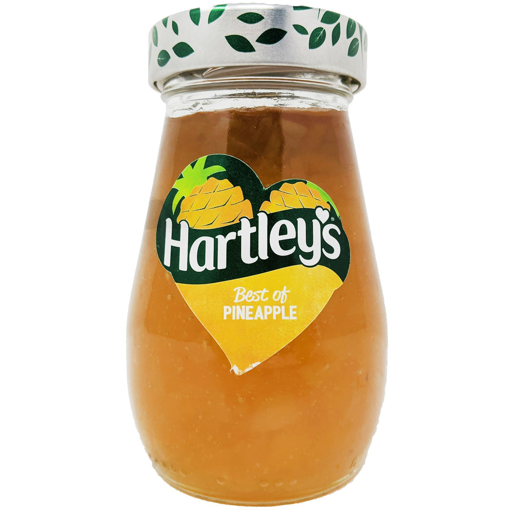 Hartley's Best Pineapple Jam 340g - Blighty's British Store