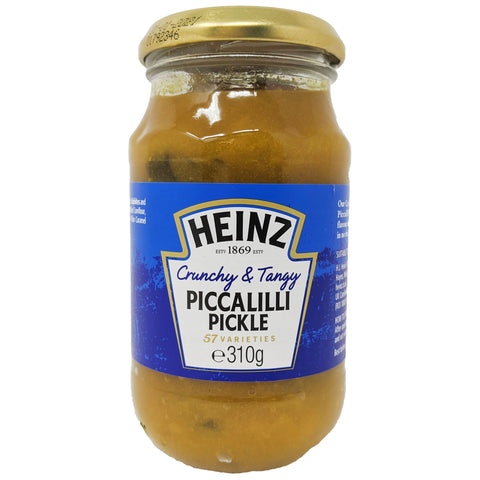 Heinz Piccalilli Pickle 310g - Blighty's British Store