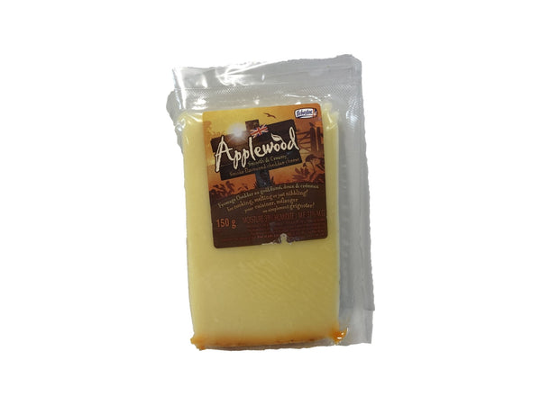 Ilchester Smoked Applewood Cheddar - Blighty's British Store