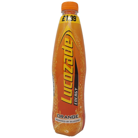 Lucozade Orange 1L - Blighty's British Store