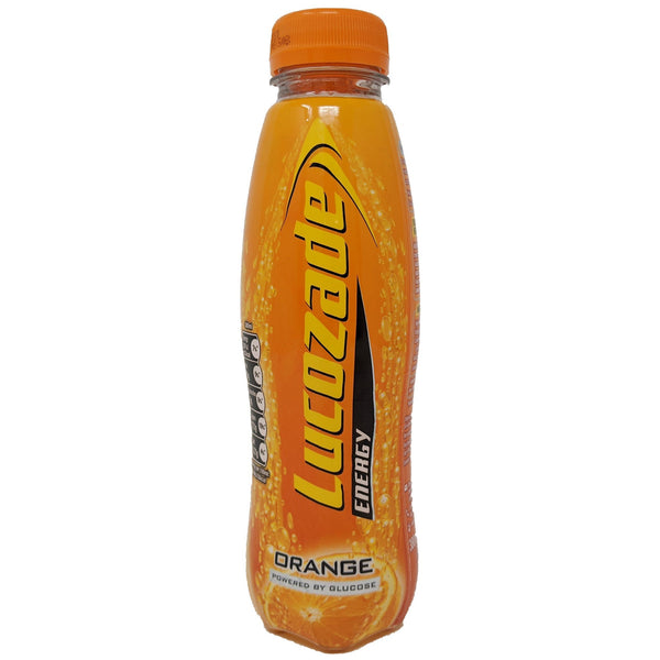 Lucozade Orange 380ml - Blighty's British Store