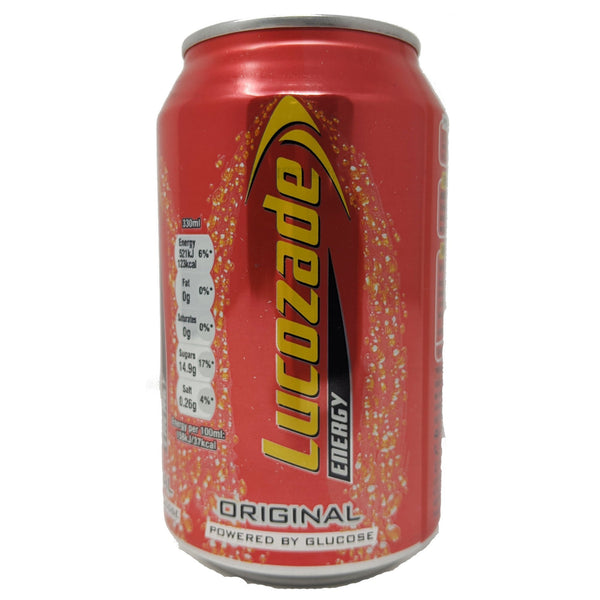 Lucozade Original 330ml - Blighty's British Store