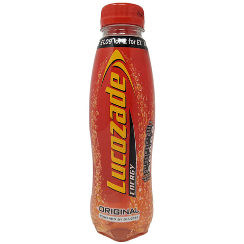 Lucozade Original 380ml - Blighty's British Store