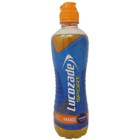 Lucozade Sport Orange 500ml - Blighty's British Store