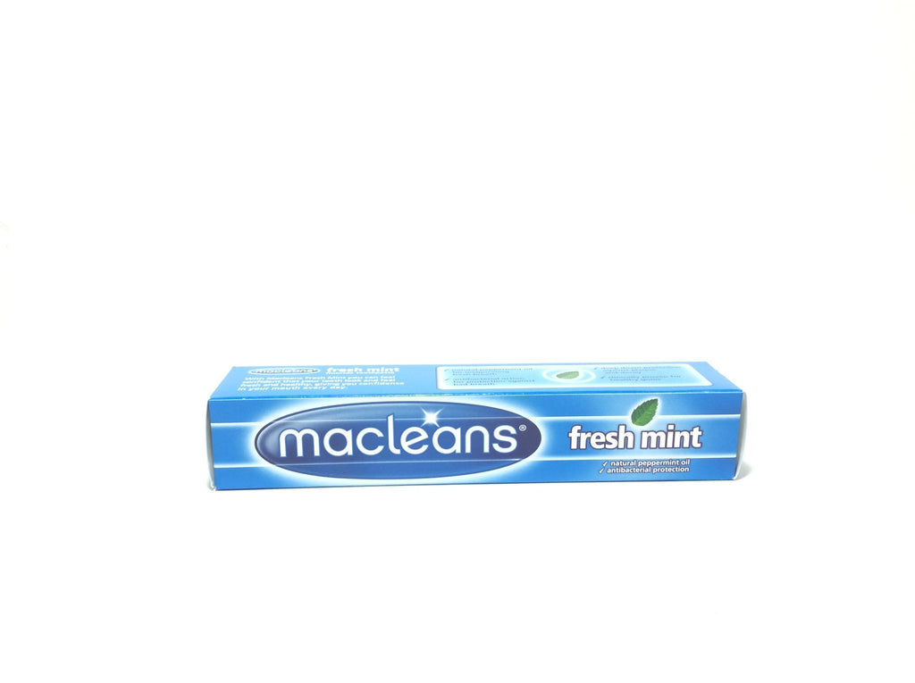 Macleans Fresh Mint Toothpaste - Blighty's British Store