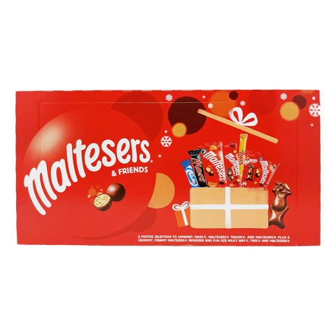 Maltesers & Friends Selection Box 207g - Blighty's British Store