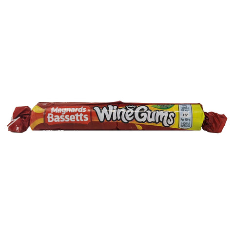 Maynards Bassetts Wine Gums 52g - Blighty's British Store