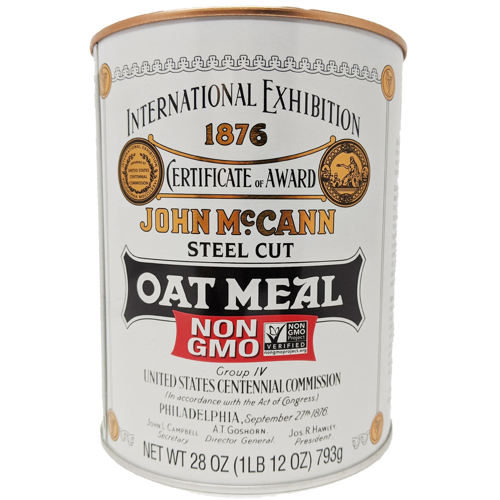 McCann's Steel Cut Irish Oatmeal 793g - Blighty's British Store