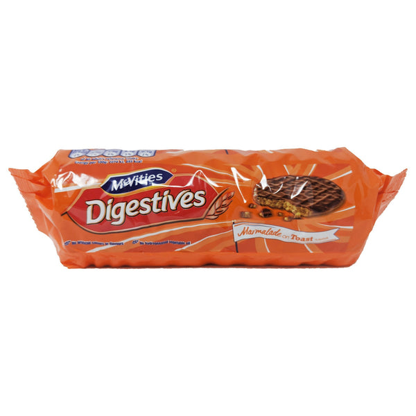 McVitie's Digestives Marmalade on Toast 250g - Blighty's British Store