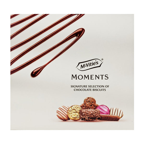 McVitie's Moments Selection Box 400g - Blighty's British Store
