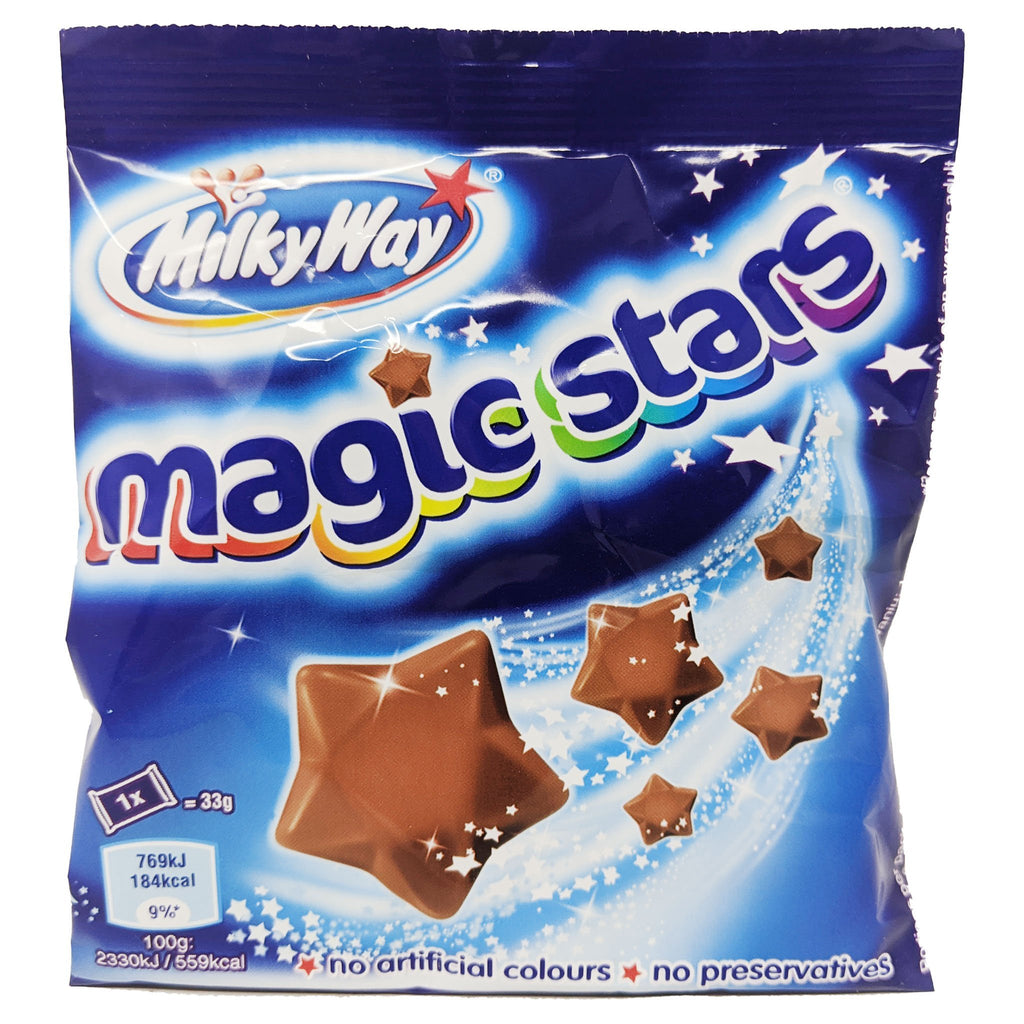 MilkyWay Magic Stars 33g - Blighty's British Store