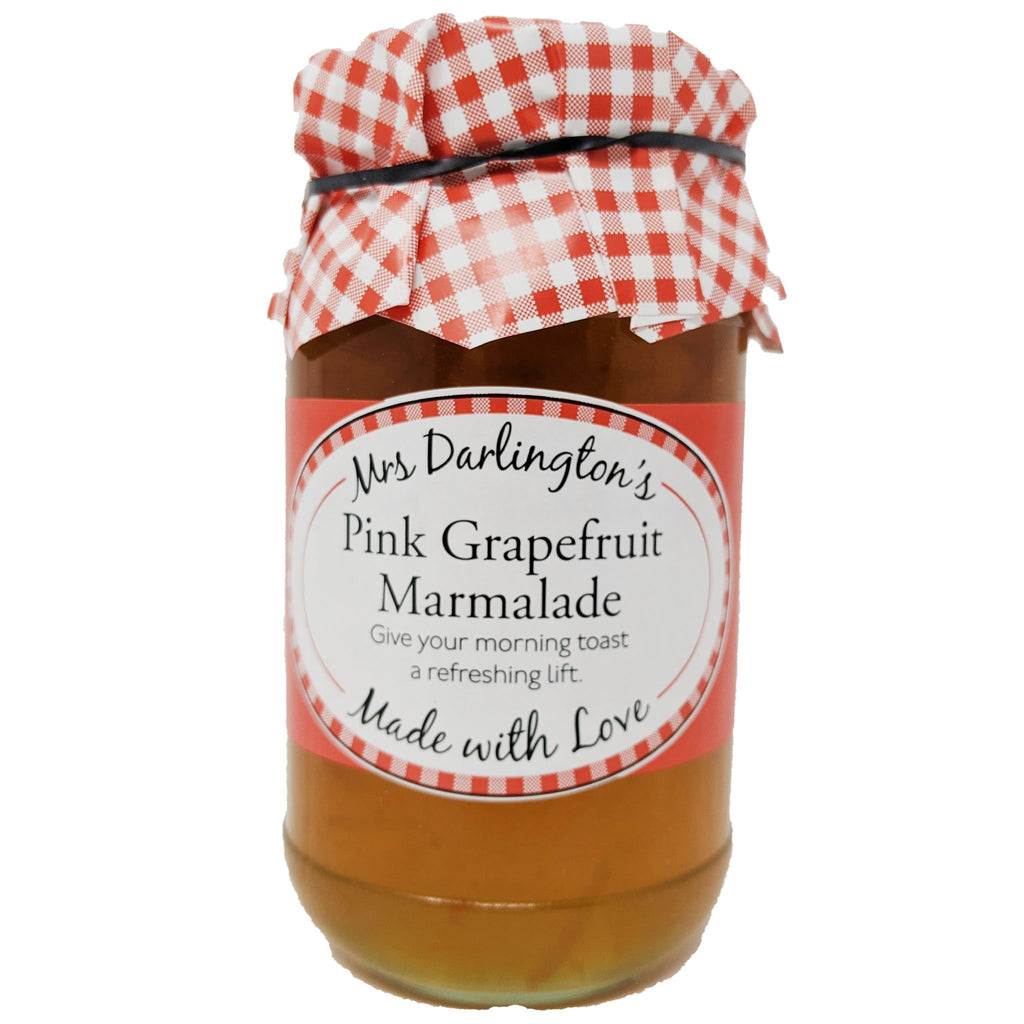 Mrs. Darlington's Pink Grapefruit Marmalade 340g - Blighty's British Store