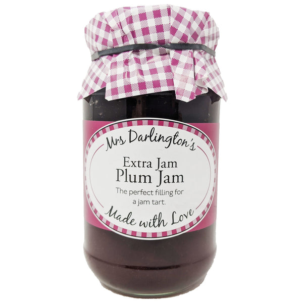 Mrs. Darlington's Plum Jam 340g - Blighty's British Store