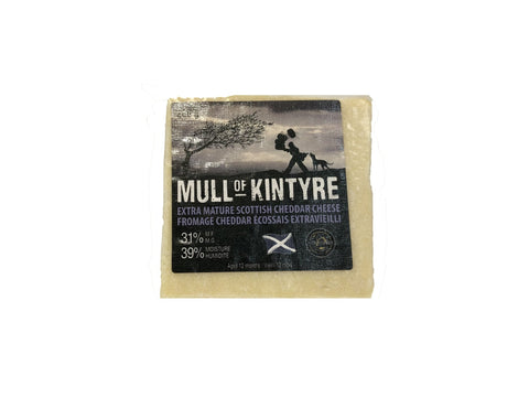 Mull of Kintyre Cheddar Cheese - Blighty's British Store