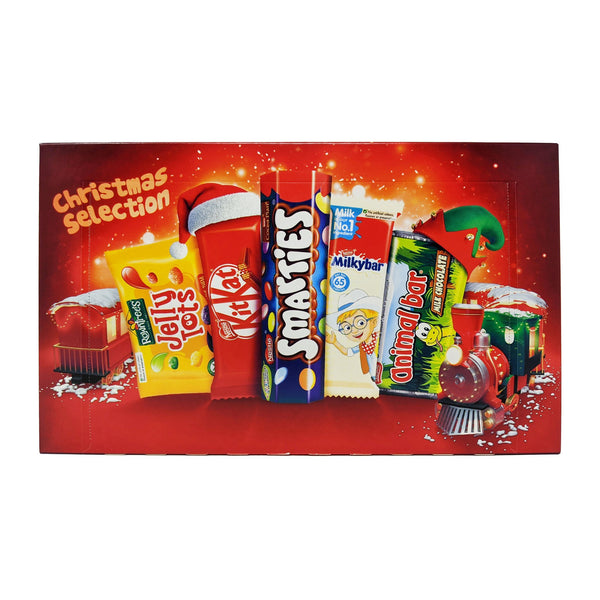 Nestle Christmas Selection Box 143g - Blighty's British Store