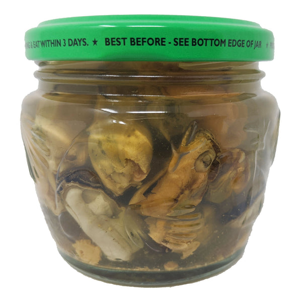 Parsons Pickled Mussels 66g - Blighty's British Store