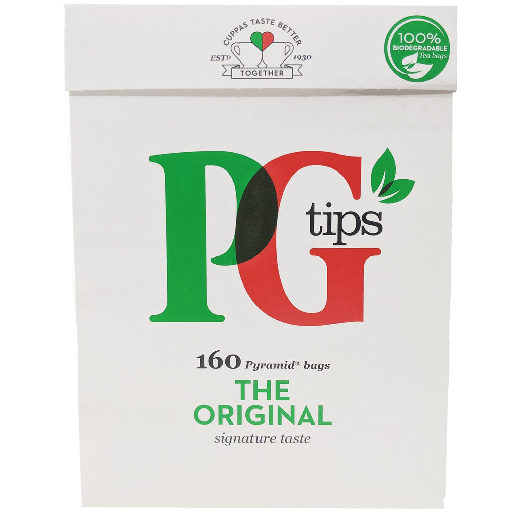 PG Tips Original Tea 160 Bags - Blighty's British Store