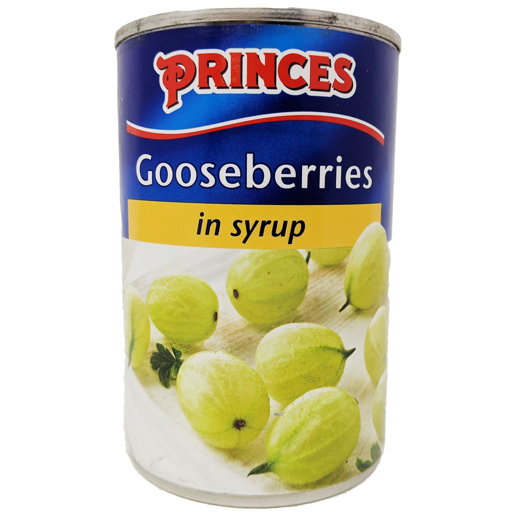 Princes Gooseberries in Syrup 300g - Blighty's British Store