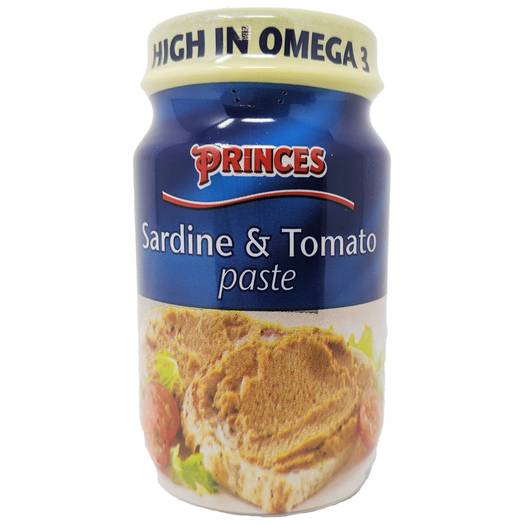 Princes Sardine & Tomato Paste 75g - Blighty's British Store