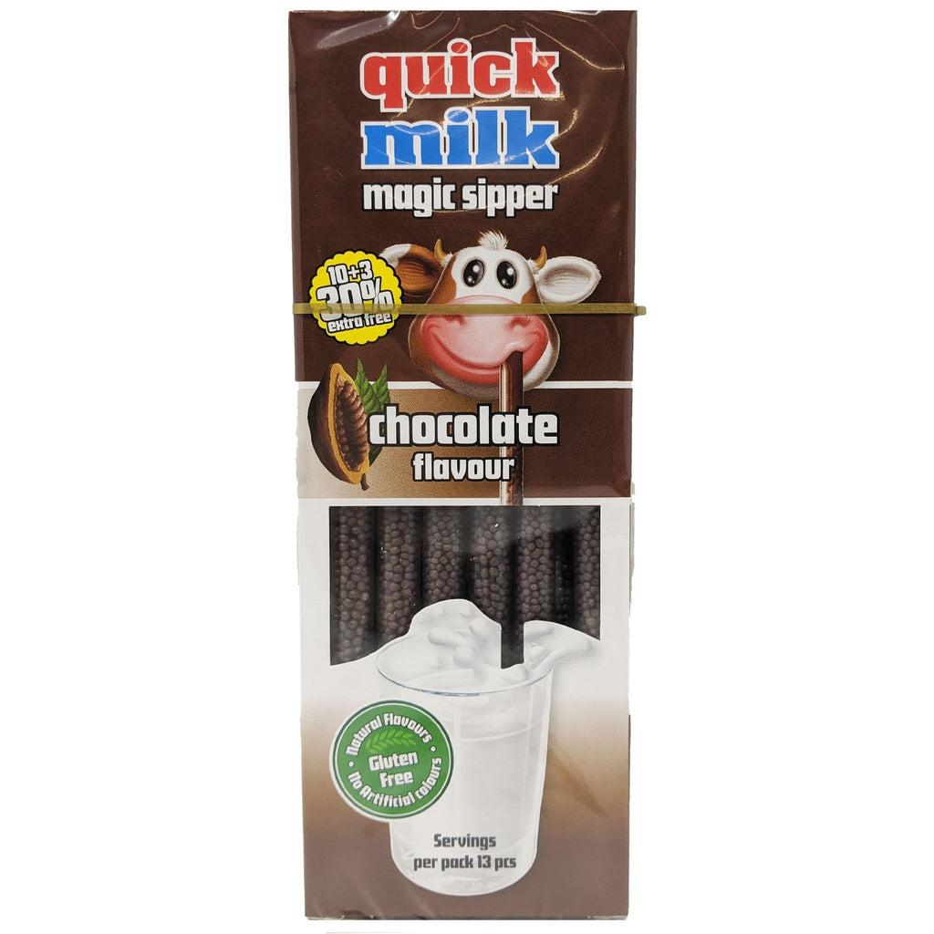 Quick Milk Magic Sipper Chocolate 78g - Blighty's British Store