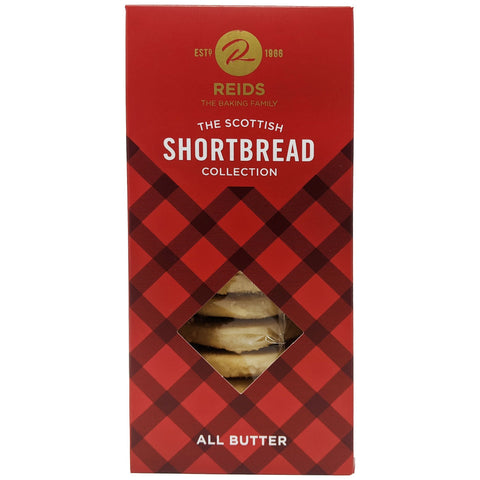 Reids Scottish Shortbread Collection All Butter 150g - Blighty's British Store