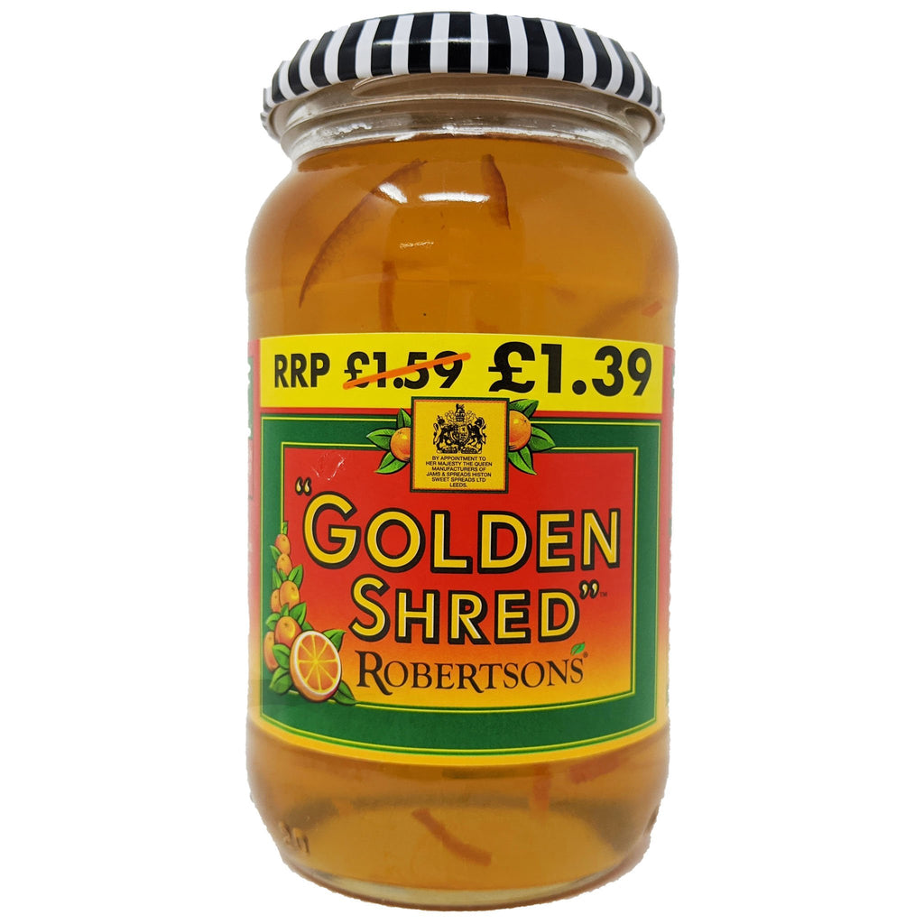 Robertson's Golden Shred Marmalade 454g - Blighty's British Store