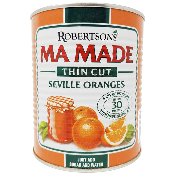 Robertson's Ma Made Thin Cut Seville Oranges 850g - Blighty's British Store