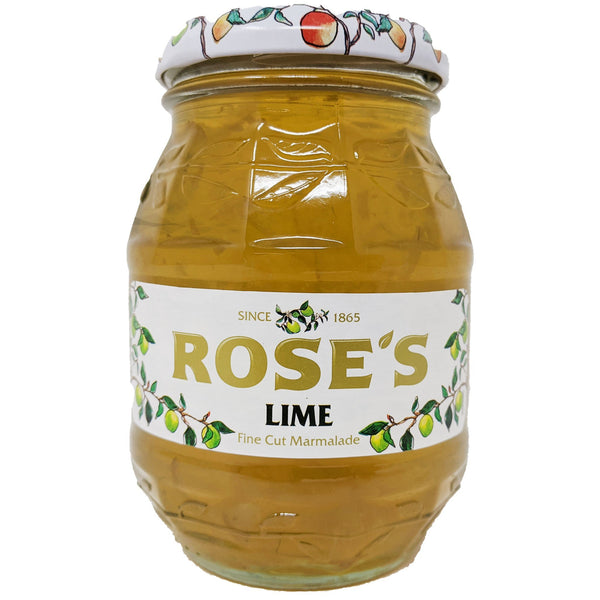 Rose's Lime Fine Cut Marmalade 454g - Blighty's British Store