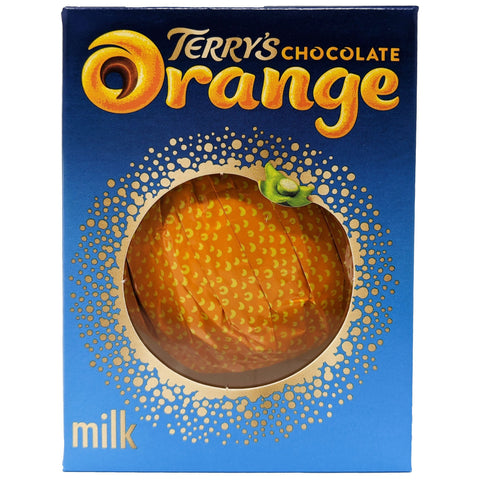 Terry's Chocolate Orange Milk Chocolate 157g - Blighty's British Store