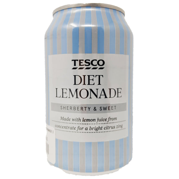 Tesco Diet Lemonade 330ml - Blighty's British Store