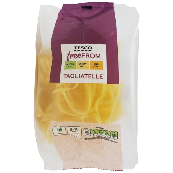 Tesco Free From Tagliatelle 250g - Blighty's British Store